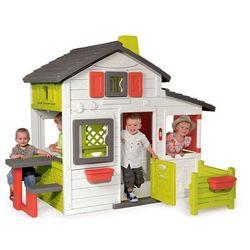 SMOBY Domek Ogrodowy Friends House dla dzieci (3032163102090)