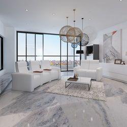 domowy fotel kinowy z drewnianymi elementami i sofa 3+2 biały od producenta Vidaxl