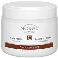 Norel (dr wilsz)  chocolate spa body peeling chocolate czekoladowy peeling do ciała (pp269) - 500 ml