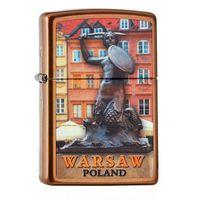 Zapalniczka ZIPPO Warsaw Mermaid, Toffee (60002123) z kategorii Zapalniczki