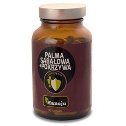 Palma Sabałowa ekstrakt 250mg + Pokrzywa ekstrakt 200mg (90 kaps.) z kategorii Potencja - erekcja