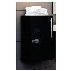AQUAFORM szafka niska Amsterdam czarna (półsłupek) 0410-202911, Aquaform
