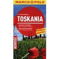 Toskania. Przewodnik Marco Polo Z Atlasem Drogowym (opr. miękka)