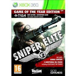 Sniper Elite V2 - gra XBOX 360