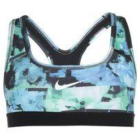 Nike Performance CLASSIC Biustonosz sportowy polarized blue/black