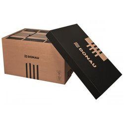 Pudło archiwizacyjne zamykane DONAU 522x351x305 brązowe 7666301FSC-02