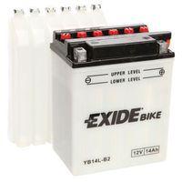 Akumulator motocyklowy Exide YB14L-B2 14Ah 145A