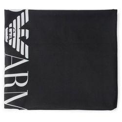 Ręcznik EA7 EMPORIO ARMANI - 914002 CC489 00020 Black