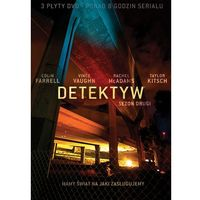 Detektyw, sezon 2 (DVD) - Justin Lin