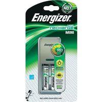 Ładowarka Energizer Mini Charger + 2x AAA Micro 700mAh (638584) Darmowy odbiór w 21 miastach! (7638900276213
