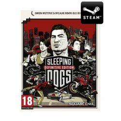 Sleeping dogs: definitive edition pl - klucz, marki Cenega