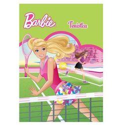 Barbie - Chtěla bych být - Tenistka Mattel (kategoria: Książki sportowe)