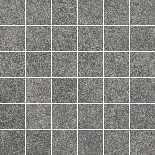FLASH GRAFIT MOZAIKA CIETA K.4,8X4,8 POLPOLER 29,8X29,8 G1