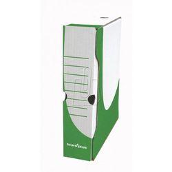 Biuro plus Pudełko archiwizacyjne 80mm zielone b+