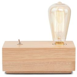 lampka nocna kobe z drewna jesionu - it's about romi kobe/tr marki It's about romi