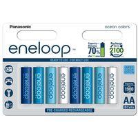 Panasonic Eneloop 1900 mAh (BK-3MCCE-8SE) Darmowy odbiór w 20 miastach! z kategorii Akumulatorki