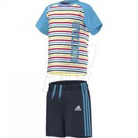 Komplet adidas Boys Summer Set K S17158, S17158
