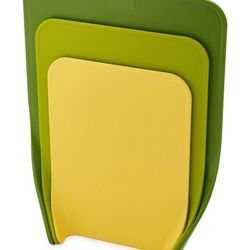 - nest zestaw desek do krojenia zielony marki Joseph joseph