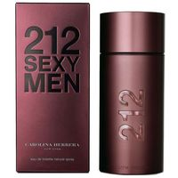 Carolina Herrera 212 Sexy Men 100ml EdT