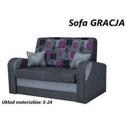 Sofa GRACJA II (sofa) od SAGLAR meble