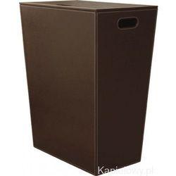 ECO PELLE Kosz na pranie 47x30x60cm 2463DB - produkt z kategorii- Kosze na pranie