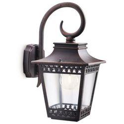 PHILIPS HEDGE Lampa kinkiet E27 1x60W 15401/86/16 (8718291443636)