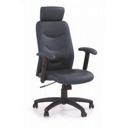 Fotel gabinetowy Halmar Stilo czarny, BP821039