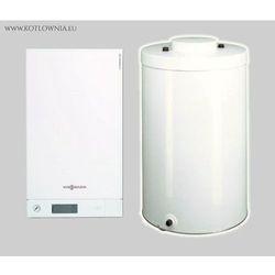 Vitodens 100-W 6,5 - 26,0kW + podgrzewacz 100l Vitocell 100-W. GZ-50. Oferta ważna z usługą montażu. (kocioł gazowy)