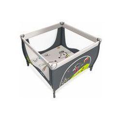 Kojec dziecięcy Play Baby Design (szary) - produkt z kategorii- Kojce