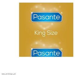 Pasante king size bulk pack (144 szt.) od producenta Pasante (uk)