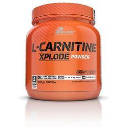 Olimp L-Carnitine Xplode Powder 300g Wiśnia - produkt z kategorii- Redukcja tkanki tłuszczowej