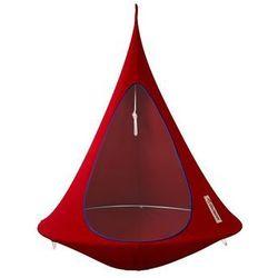 Namiot wiszący, Czerwony Jednoosobowy XL
