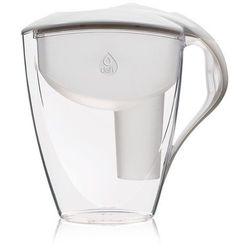 Dzbanek filtrujący  astra classic 3,0 l biały + 1 filtr marki Dafi