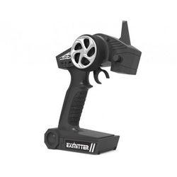 Radio pistoletowe Exmitter EX2 2CH 2.4GHz + odbiornik ESR 301 3CH - produkt z kategorii- Pozostałe narzędzia