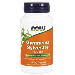 Now Foods Gymnema Sylvestre 400mg 90 kaps. - sprawdź w wybranym sklepie