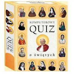 Komputerowy quiz o świętych