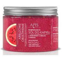 arbuzowe orzeźwienie arbuzowa sól do kąpieli (49089) marki Apis