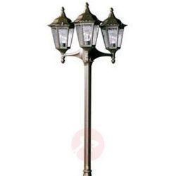 Stylowa latarnia 743 b 3-płomienna marki Gebrüder albert gmbh & co. kg