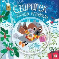 Zimowa przygoda wróbla Czupurka + CD