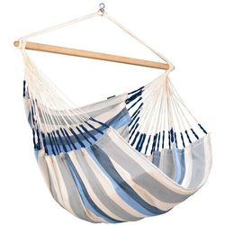 - domingo sea salt - fotel hamakowy kingsize outdoor marki Lasiesta
