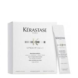 specifique masquargil | głęboko oczyszczająca maska z glinką 20x10ml od producenta Kerastase