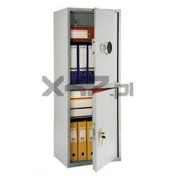 Sejf elektroniczny/kluczowy na segregatory SL 125/2T EL Valberg