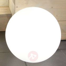 8 seasons Solarna lampa zewnętrzna led shining globe 30 (4033802824167)
