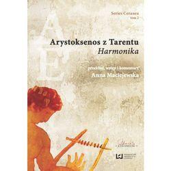 Arystoksenos z Tarentu - Anna Maciejewska, pozycja z kategorii Czasopisma