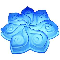 Forma do ciasta calla  niebieska marki Pavoni