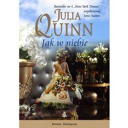 Jak w niebie - Julia Quinn, pozycja wydawnicza