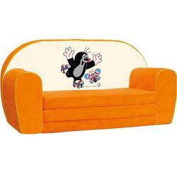 Bino sofa krecik kolor pomarańczowy (4019359137820)
