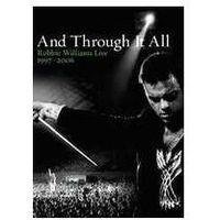 Robbie Williams: And Through It All - Live 1997 - 2006 - 2 Disc DVD (muzyczne DVD)