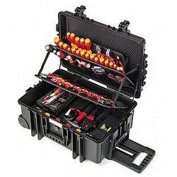 Wiha Zestaw narzędzi dla elektryków Competence XXL II zestaw mieszany w skrzynce narzędziowej 115-cz. (42069), WH43344