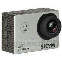 SJCAM SJ5000X ELITE (srebrny) - produkt w magazynie - szybka wysyłka!
